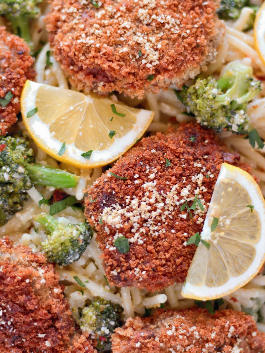 BEST Chicken-Style Vegan Seitan Cutlets
