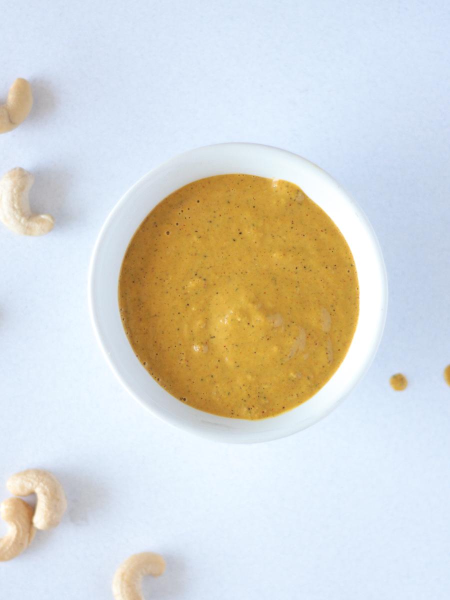 creamy cashew sauce