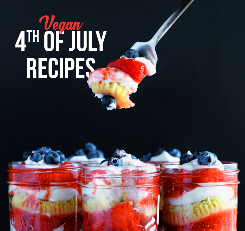 May The 4th Be With You Recipes: Vegan 4th Of July Recipes