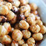 Vegan Struffoli / Italian Honey Balls by Pasta-based.